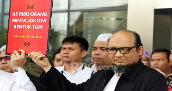 Kami Sedih Kasus Novel Baswedan Tidak Tuntas - JPNN.COM