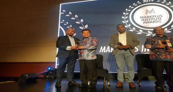 Pupuk Indonesia Dapat Penghargaan Dari Markplus Institute - JPNN.COM