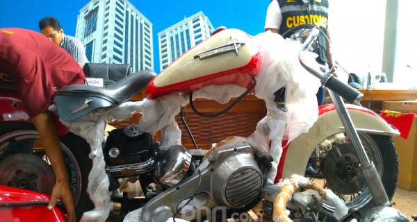 Pengakuan Aneh Pembawa Harley-Davidson di Pesawat Baru Garuda - JPNN.com