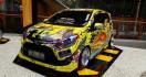 Berburu Inspirasi Modifikasi Toyota Agya di Nipah Mall Makassar - JPNN.com