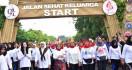 Sambut Hari Ibu, Ny. Yayuk Heru dan Gubernur Jatim Kompak Mengikuti Acara Ini - JPNN.com