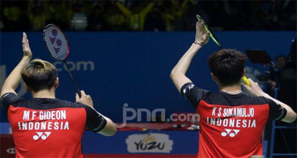 BATC 2020: Susah Payah Kalahkan India, Indonesia Ketemu Malaysia di Final - JPNN.COM