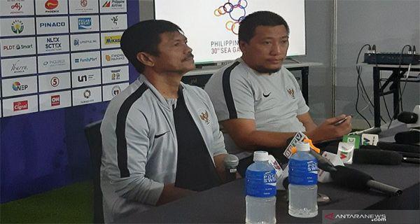 Timnas Indonesia Vs Vietnam Indra Sjafri Terbata Bata Teringat