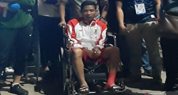 Kalimat Bijak Evan Dimas usai Kakinya Diinjak Keras Pemain Vietnam - JPNN.COM
