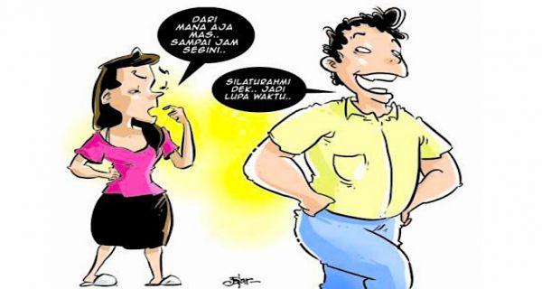 Diam-diam Bersilaturahmi dengan Mantan Pacar di Kegelapan Malam - JPNN.COM