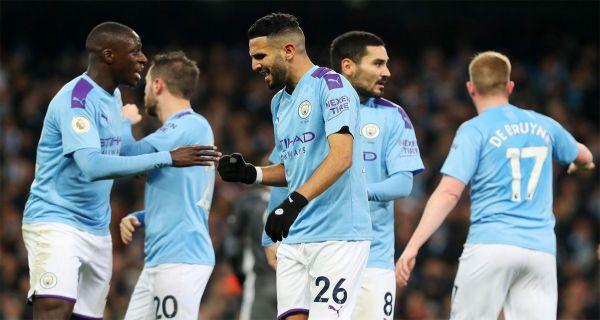 Menang Comeback, Manchester City Hanya Selisih Satu Poin dari Leicester - JPNN.COM