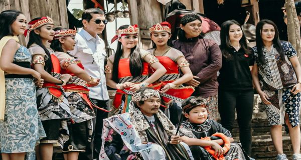 Angela Tanoesoedibjo Pastikan Calendar of Events Terus Berjalan - JPNN.COM