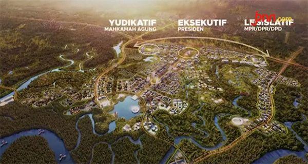 Begini Cara Korsel Membantu Pembangunan Ibu Kota Baru Indonesia - JPNN.COM