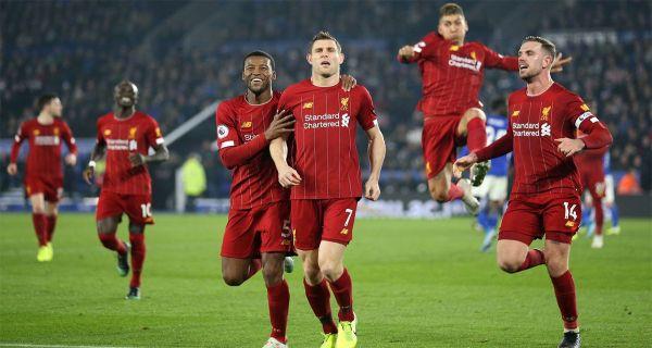 Liverpool di 4 Boxing Day Terakhir: Selalu Menang, 14-0 - JPNN.COM