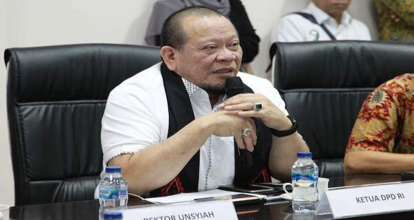 Ketua DPD RI Siap Perjuangkan Perpanjangan Program Dana Otsus Aceh - JPNN.COM