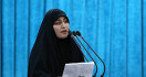 Pernyataan Penuh Kebencian Putri Qassem Soleimani Ditujukan kepada Amerika - JPNN.com