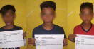 Jual Barang Curian di Facebook, Tiga Pemuda Ini Langsung Diciduk Polisi - JPNN.com
