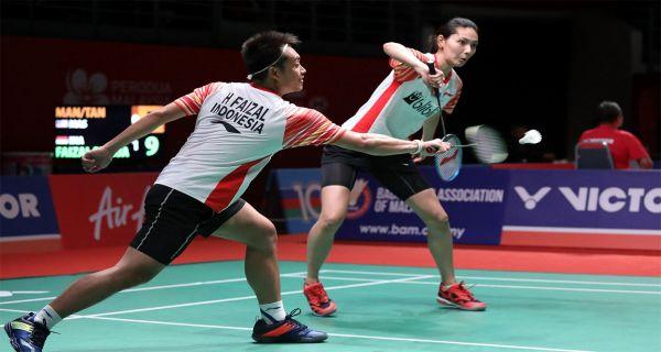 Malaysia Masters 2020: Hafiz/Gloria Butuh 41 Menit Tembus Semifinal - JPNN.COM
