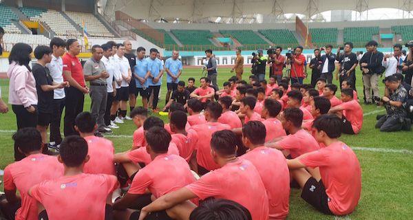 Seleksi Timnas U-19 Masih Diwarnai Kesedihan, Ada yang Hilang - JPNN.COM