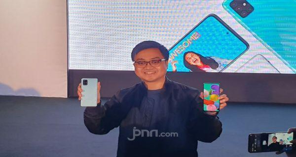 Samsung Galaxy A51 dan A71 Resmi Dirilis di Indonesia, Sebegini Harganya - JPNN.COM