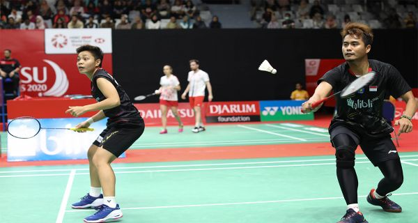 Tiba-Tiba Tontowi Dapat Telepon dari Apriyani 3 Jam Sebelum Pertandingan Indonesia Masters 2020 - JPNN.COM