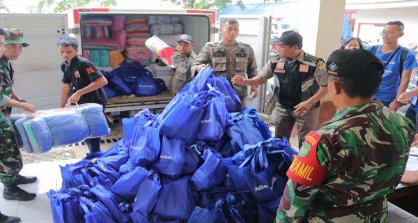 Cara Allianz Indonesia Bantu Korban Banjir - JPNN.COM