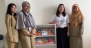 Gerakan Literasi yang Dikembangkan Michelle Cukup Unik - JPNN.com