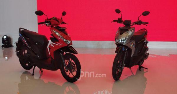 Honda BeAT Terbaru Ditargetkan Terjual 1,8 Juta Unit per Tahun - JPNN.COM