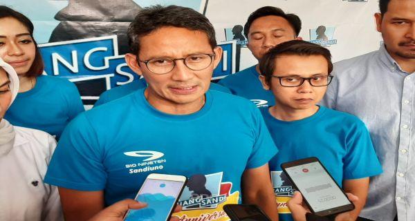 Sandiaga Uno Beri Peringatan Khusus terkait Rencana Adanya Omnibus Law - JPNN.COM