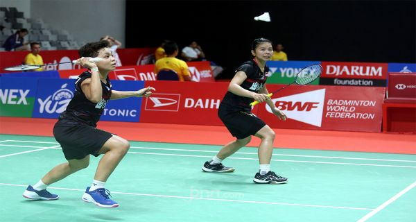 Indonesia Masters 2020: Greysia Mau Tonton Video Pasangan Jepang Sebelum Main Hari Ini - JPNN.COM