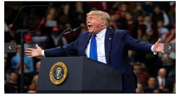 Donald Trump Panas Gara-Gara Khotbah Ayatollah Ali Khamenei di Jumatan - JPNN.COM