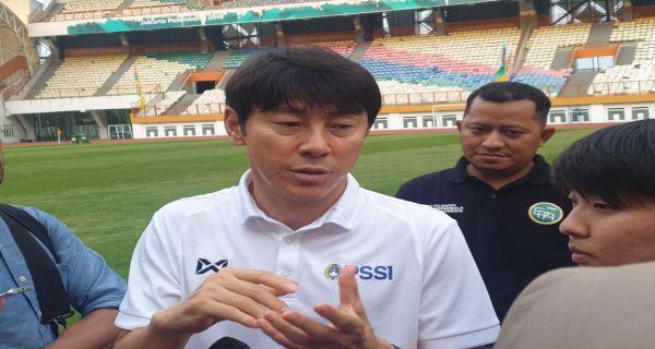 Shin Tae Yong Sebut Kondisi Fisik Pemain Timnas Indonesia U-19 Alami Peningkatan - JPNN.COM