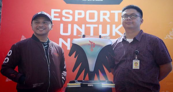 Juara Regional Barat Siap Tempur di Final Nasional Piala Presiden Esports 2020 - JPNN.COM