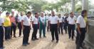 Wadan Lantamal III Ngopi Bareng Pejabat Pemprov DKI - JPNN.com