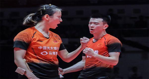 Juara di Indonesia Masters 2020, Zheng Si Wei/Huang Ya Qiong Pertajam Rekor Owi/Butet - JPNN.COM