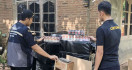 Berantas Rokok Ilegal, Bea Cukai Kudus Amankan Mobil dan Bangunan - JPNN.com