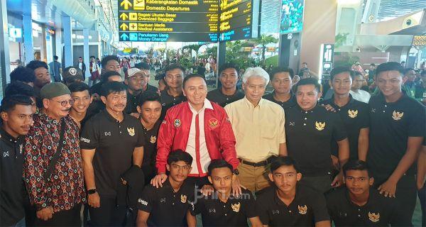 Timnas U-19 akan Hadapi Klub Korea dan Thailand - JPNN.COM