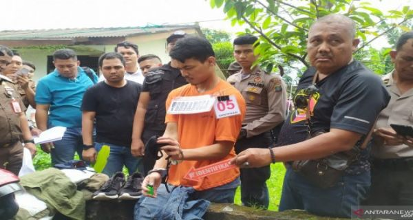 Ibu Kandung Akhirnya Ungkap Perilaku RF Sang Eksekutor Hakim Jamaluddin - JPNN.COM