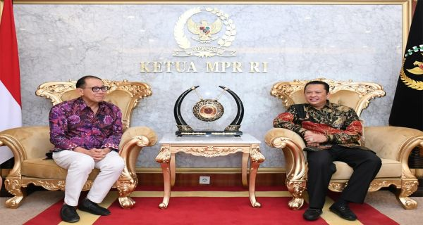 Bamsoet Pengin MPR RI Segar, Menarik dan Tidak Ketinggalan Zaman - JPNN.COM