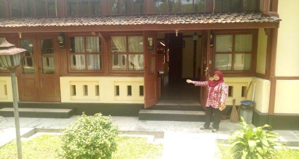 Begini Kondisi Rumah Bekas Tahanan Bung Hatta di Sukabumi - JPNN.COM