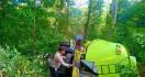 Truk Tangki Pengangkut CPO Masuk Jurang di Gunung Paro, Satu Orang Tewas - JPNN.com