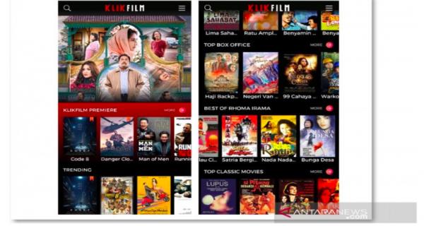 Nonton Film yang Tak Tayang di Bioskop Indonesia Lewat Aplikasi Baru Ini - JPNN.COM