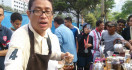 Ngebet Jadi Wagub DKI, Politikus PKS Jualan Kopi di Area CFD - JPNN.com