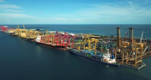 Pelindo I Kembangkan Belawan New Container Terminal - JPNN.COM