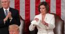 Ketua DPR Sobek-Sobek Salinan Pidato Donald Trump, Lihat! - JPNN.com