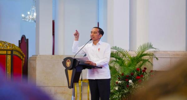 Jokowi Yakin Ekonomi Digital Indonesia Dorong Kesejahteraan Rakyat - JPNN.COM
