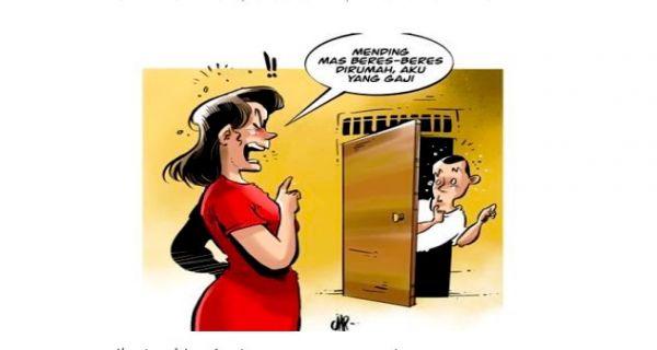 Kisah Sarjana Jadi Office Boy, Punya Istri Karyawati Bank - JPNN.COM