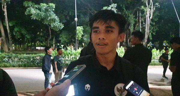 Usai Lahap Latihan Fisik Ala Shin Tae Yong, Pemain Muda PSM Ini Bilang Begini - JPNN.COM