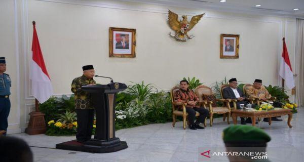 Permintaan Wapres Maruf Amin Buat Para Khatib Jumatan - JPNN.COM