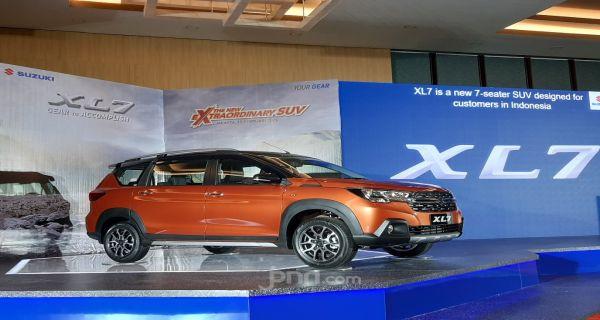 Gempur Pasar SUV Lokal, Suzuki XL7 juga Disiapkan ke Mancanegara - JPNN.COM
