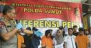 Polisi Kirim Berkas Tersangka Pembunuhan Hakim PN Medan Jamaluddin ke Kejari - JPNN.com