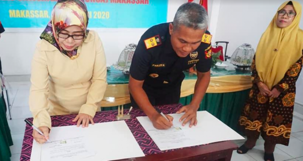 Bea Cukai Sulawesi Bagian Selatan Teken MoU di Universitas Sawerigading - JPNN.COM