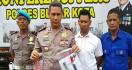 Polisi Tangkap Remaja Pembawa Sajam Saat Kerusuhan Antarsuporter - JPNN.com