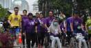 Lepas Peserta Run for Hope 2020, Menpora: Kita Bersama-Sama Lawan Kanker - JPNN.com
