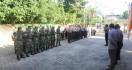 Kantor KPU Bandarlampung Dijaga Ketat Ratusan Polisi dan TNI - JPNN.com